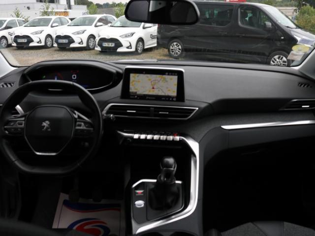 Peugeot 3008 1.6 BlueHDi 120ch S&S BVM6 Allure