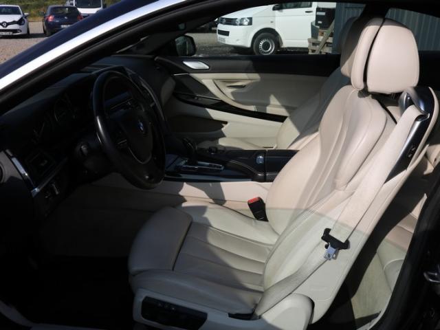 BMW Série 6 COUPE F13 640d 313ch 143g Excellis A